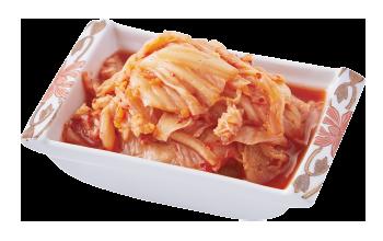 韓国風のキムチ(辛い)