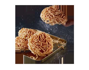 Handmade yi noodles